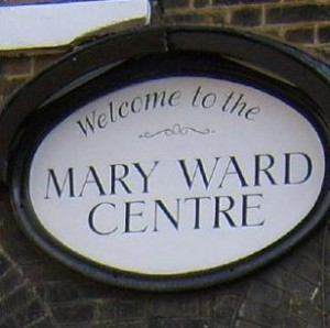 Mary Ward Plaque 2