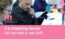 computing courses, IT courses, adult education, holborn, excel, ITQ, affordable courses,