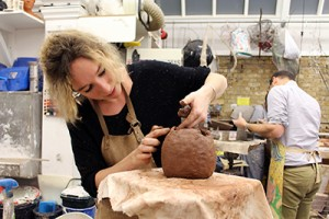 Mary Ward Ceramics Courses