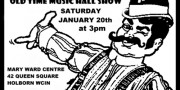 music hall, performance, mary ward centre, show,