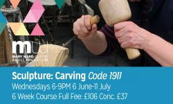 carving Courses, mary ward centre, london,