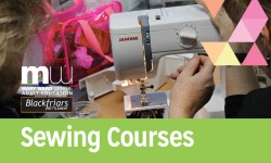 mary ward centre, sewing courses