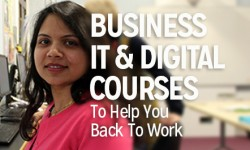 mary ward centre, business courses, IT courses, Digital media courses, get back to work, london