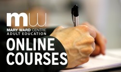 mary ward centre, online courses