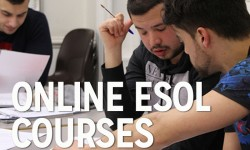 mary ward centre, online courses, esol